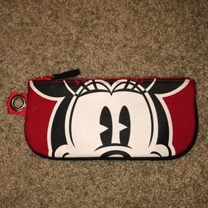 Mickey Mouse pencil pouch